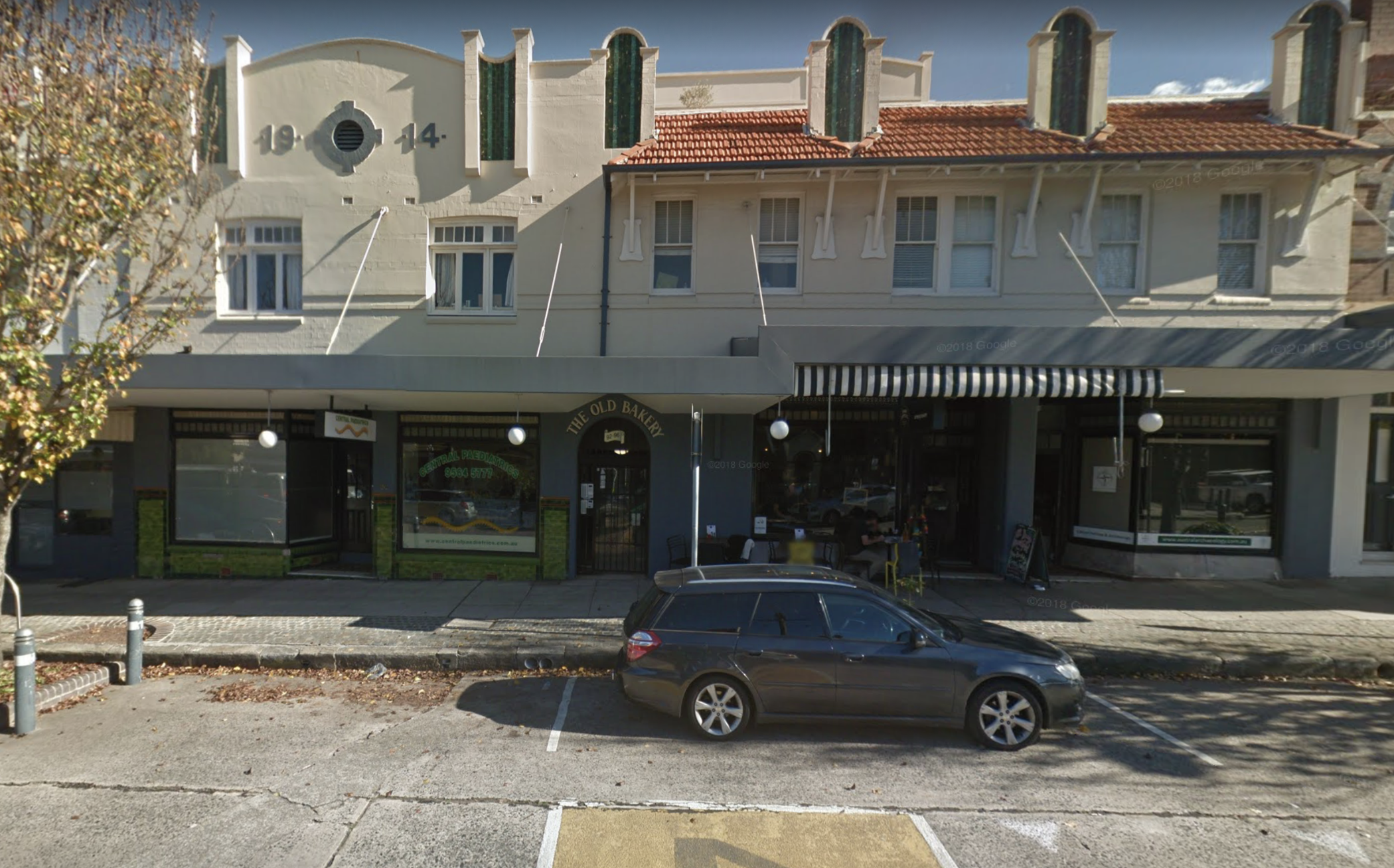 Google Images of Percival Road, Stanmore